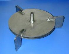 accumulator plate tank mixing