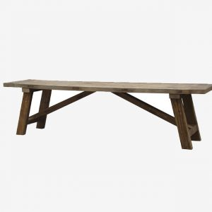 Elma' bankje 190×45 Reclaimed wood Industrial 66 Tholen