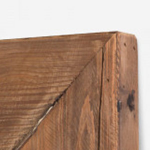 Spiegel 'Robuust' 180×80 Reclaimed wood Industrial 66 Tholen