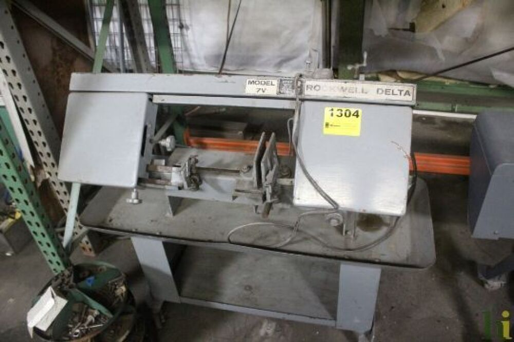 Rockwell Delta Band Saw