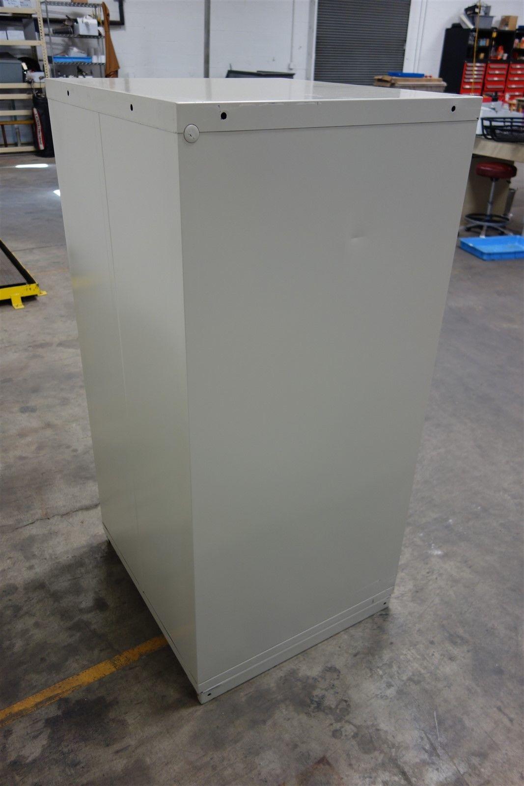 Used Stanley Vidmar 9 drawer cabinet industrial tool bin