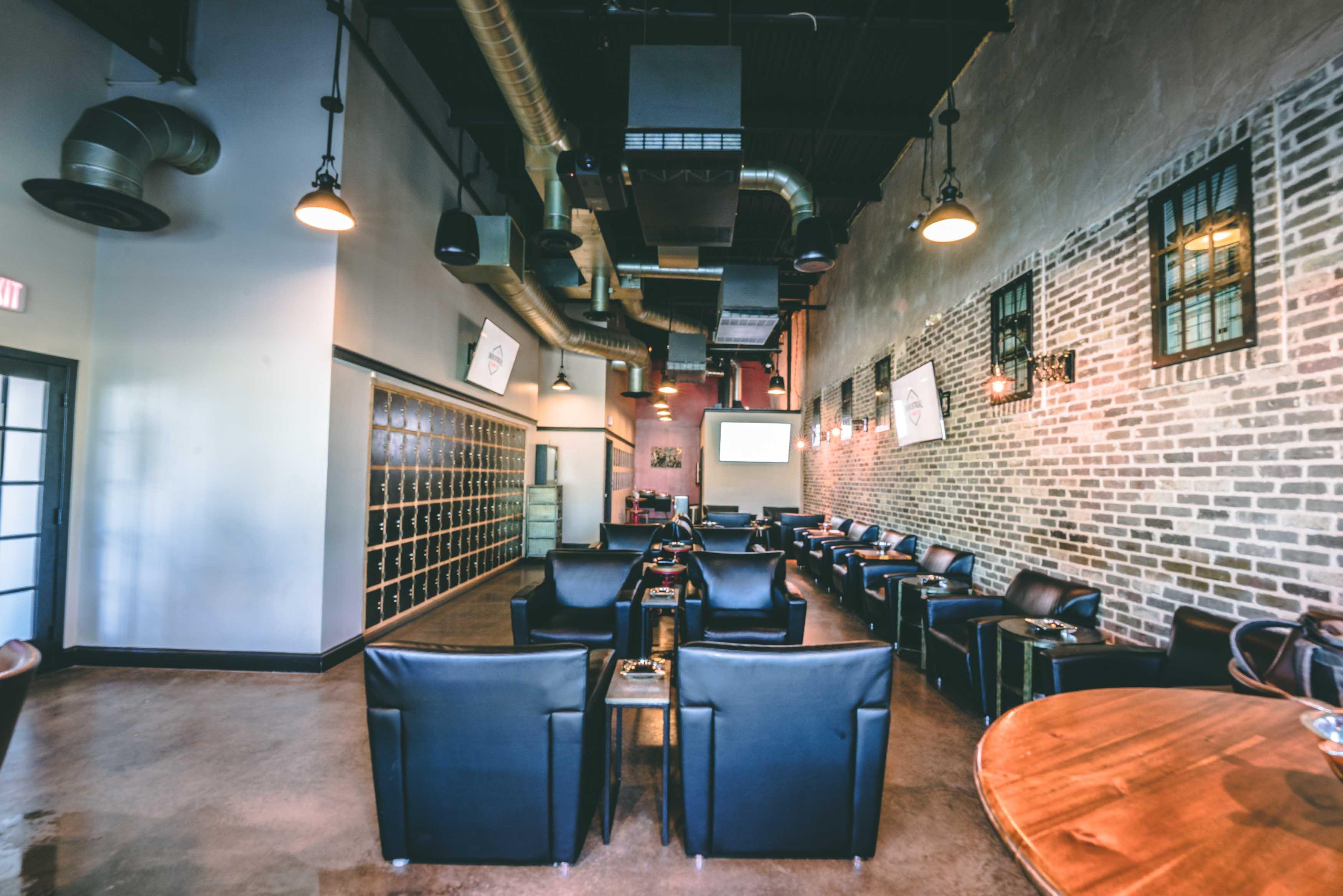 Industrial Cigar Co Public Lounge