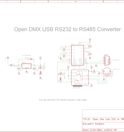 rs 485 usb to rs485 converter schematic [ 1657 x 1283 Pixel ]