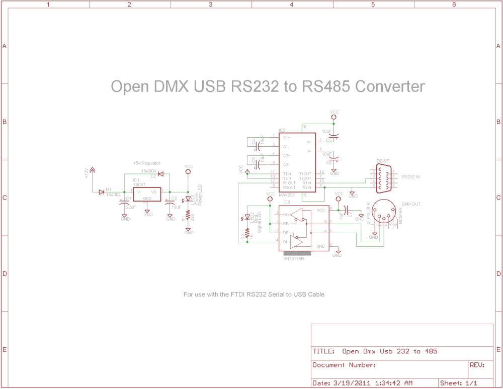 medium resolution of rs 485 usb to rs485 converter schematic