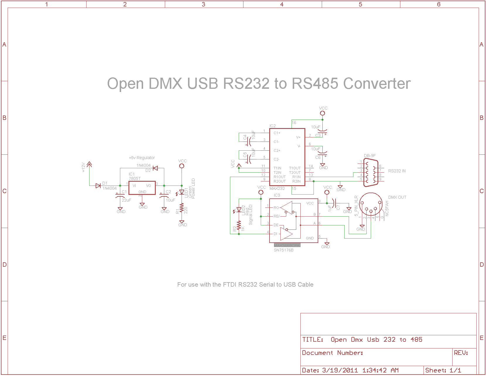 hight resolution of rs 485 usb to rs485 converter schematic