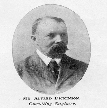 Alfred Dickinson, Consulting Engineer, image