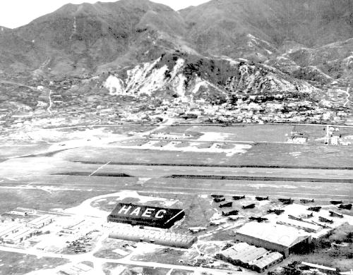HAEC1951 [Kai Tak The HK Aircraft Engineering Company]