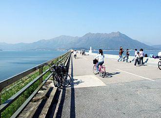 Reservoir PloverCoveReservoir_BicycleLane