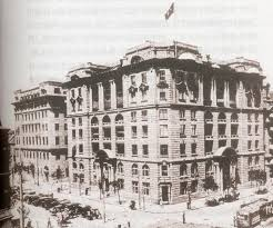 Asiatic Petroleum Company building, The Bund, Shangai, date unknown 1920s