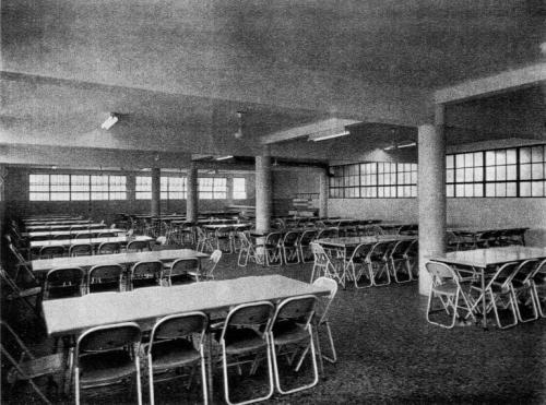 Nanyang Cotton Mill company records 1970s workers' dining hall