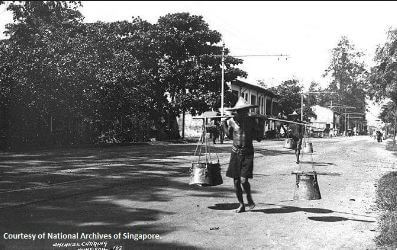 Night Soil Collection undated S.pore www.gov.sg snipped