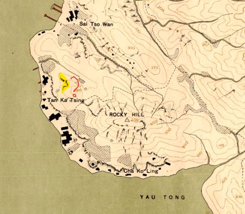 Flat Hill Quarry 1924 Map Tymon Mellor