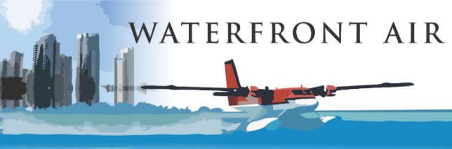 Waterfront Air B Logo On Company Website