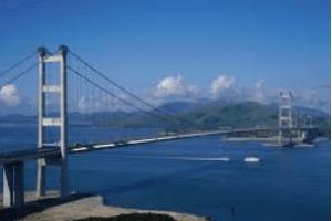 Tsing Ma Bridge Image Wikipedia