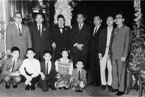 The Wong Family Of Wong Cheong Fung Image 1 York Lo