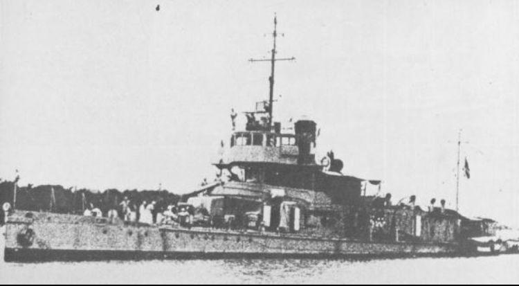 HMS Moth As Japanese Suma 1942 Wikipedia