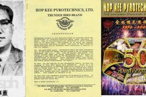 Hop Kee Pyrotechnics Image 1 York Lo
