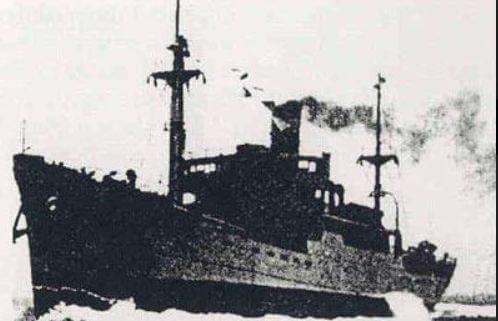 Buzan Maru, Undated, Courtesy Peter Cundall