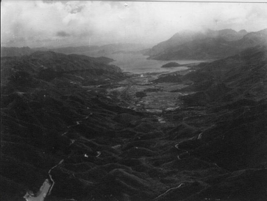 Shatin Airfield Image 7 Shatin Valley From The South Peter Howell