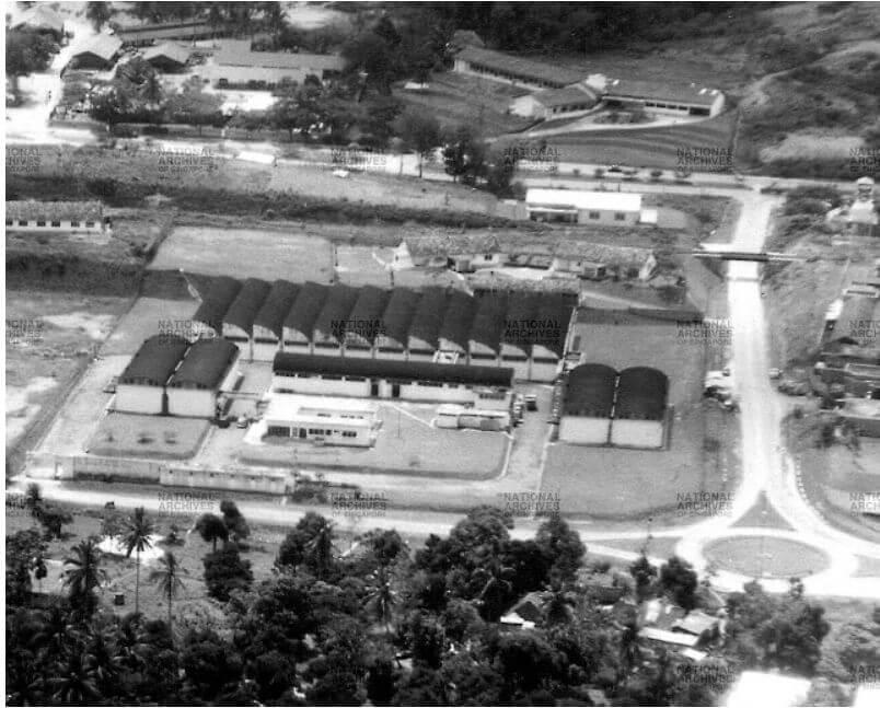 Hong Kong Rope Manufactoring Company, Colonial Industrial Estate, Hillview, Singapore, Ijamestann.blogspot