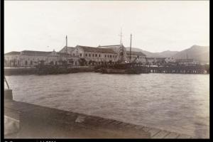 Kowloon Wharf And Gowdown Company's Premises Date Unknown Source University Of Bristol