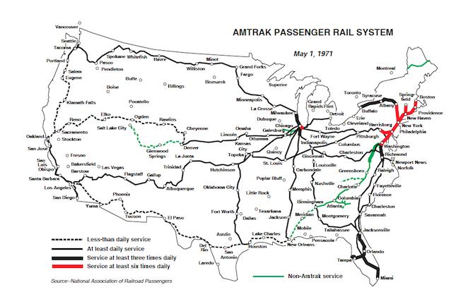 Blerf Blog: Amtrak