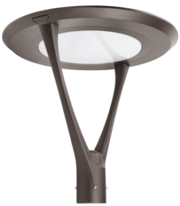 LED Area Light Post Top