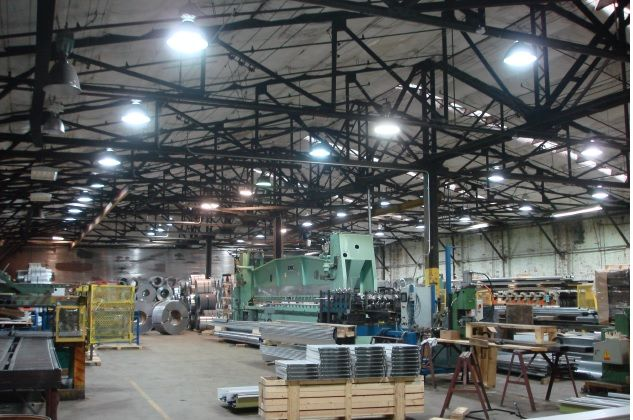 Led High Bay Lighting Industrial Commercial Replacement