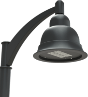 LED Area Lighting Bell Luminaire