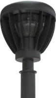 LED Area Site Lighting Guardian series by AV Poles