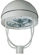 LED Architectural Round Top