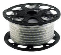 LED Rope Light Reel - Pure White