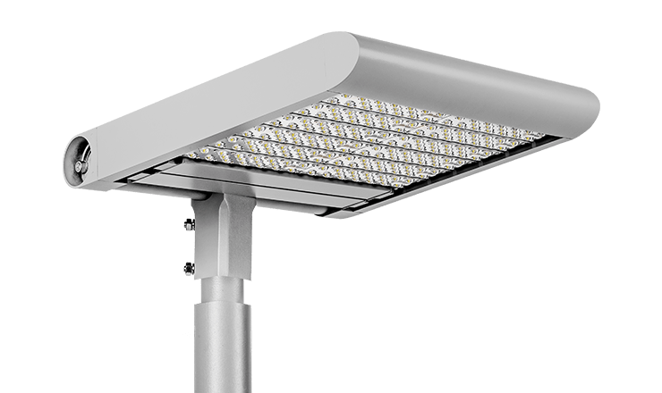 led high mast lighting large outdoor lighting applications