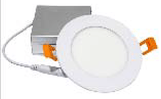 LED Recessed Round Ceiling Lights