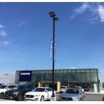 Car Dealership LED Lighting