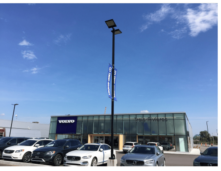 Car Dealership LED Lighting