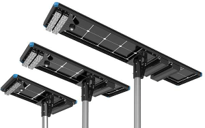 Solar Powered LED Lighting Systems