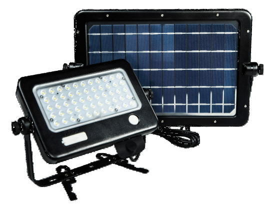 soltab solar floodlight