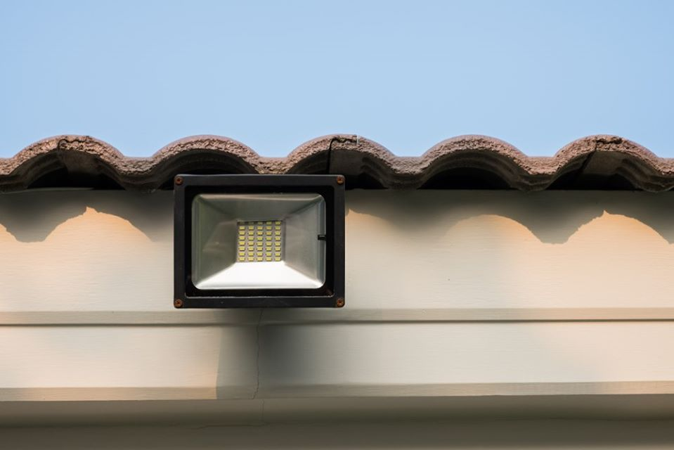 industrial outdoor LED floodlights