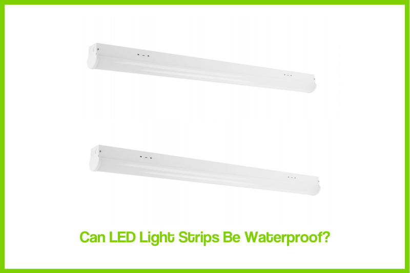 commercial outdoor LED strip lights