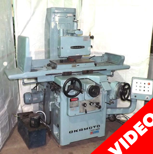 Manual Surface Grinder Price