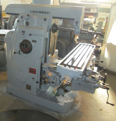 Cincinnati Shaper For Sale