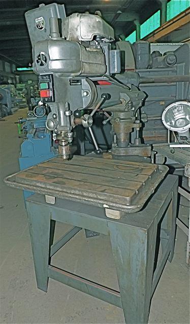 Rockwell Delta Radial Drill Press