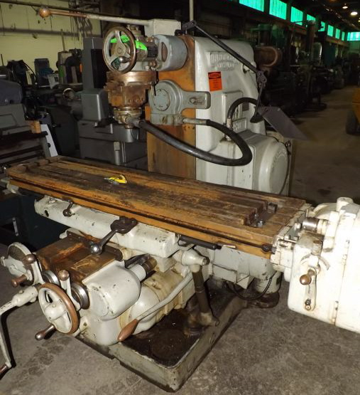Kearney Trecker Milwaukee Milling Machine