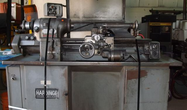 Lion Lathe For Sale