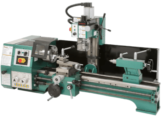 """Grizzly Model G0773 12"""" x 27"""" Combination Lathe/Mill"""