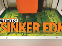 Feature: The State of Sinker EDM