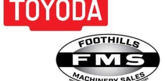 JTEKT Toyoda Americas Corp, Foothills Machinery