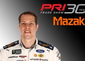 Mazak, PRI, Brad Keselowski