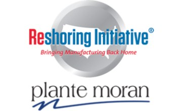 Reshoring Initiative, Policy Changes, Plante Moran